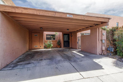 Tucson Condo For Sale: 4992 N Plaza Amor