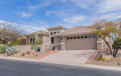 Marana Single Family Home For Sale: 13412 N Heritage Club Place