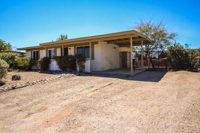 Tucson Single Family Home For Sale: 4020 S Azalea Street