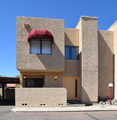 Tucson Townhouse For Sale: 116 E Pastime