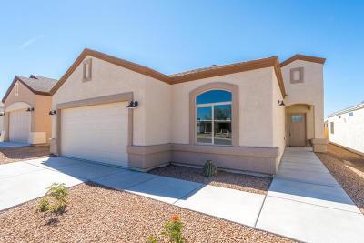Tucson Single Family Home For Sale: 3722 S Manitoba Avenue