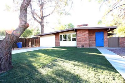 Tucson Single Family Home For Sale: 4332 E Hayhurst Street