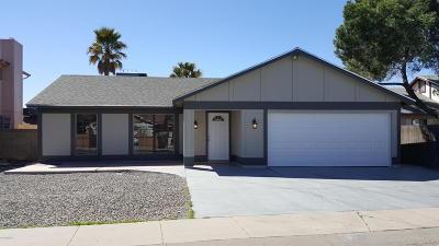 Tucson Single Family Home For Sale: 2821 W Calle Del Tigre