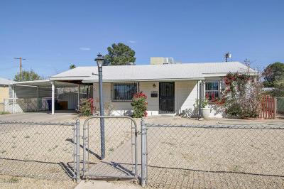 Tucson Single Family Home For Sale: 3745 E 24th Street