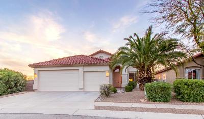 Tucson Single Family Home For Sale: 7810 S Trumpet Vine Avenue