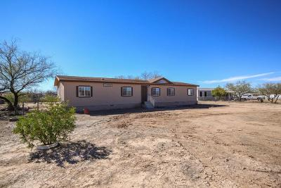 Tucson Manufactured Home For Sale: 8160 S Fillmore Road