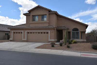 Marana Single Family Home For Sale: 12439 N Barbadense