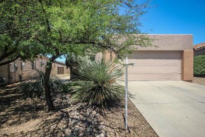 Tucson Single Family Home For Sale: 5443 N Willow Thicket Way