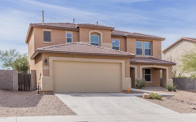 Tucson Single Family Home For Sale: 5553 W Copperhead Drive