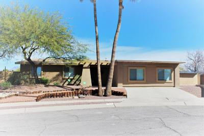 Tucson Single Family Home For Sale: 320 N Banff Avenue