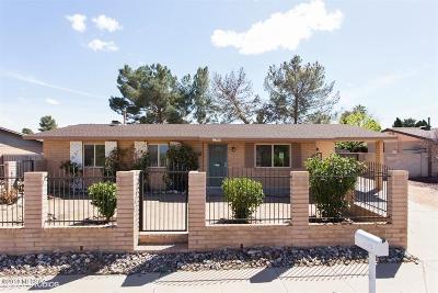Single Family Home For Sale: 7932 E Poinciana Drive