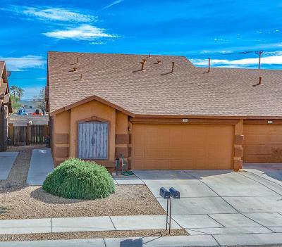 Tucson Single Family Home For Sale: 1966 E Calle Corza