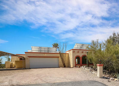 Tucson Single Family Home For Sale: 6960 N Chaparral Avenue