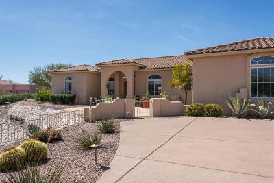 Oro Valley AZ Single Family Home For Sale: $675,000