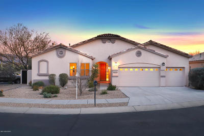 Tucson AZ Single Family Home For Sale: $424,950