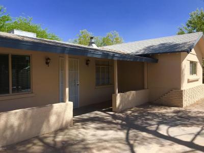 Single Family Home For Sale: 5601 S Masterson Avenue
