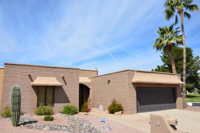 Pima County Townhouse For Sale: 1541 N Estate Drive