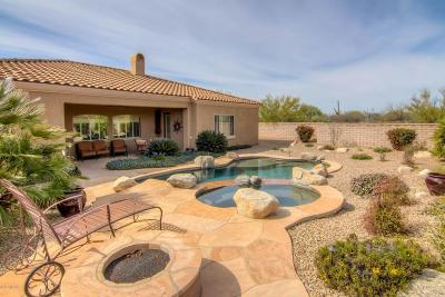 Oro Valley Single Family Home For Sale: 12739 N Red Eagle Drive