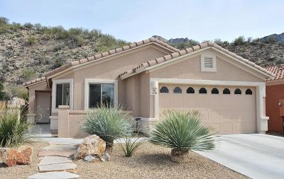 Oro Valley Single Family Home For Sale: 2356 E Ram Rock Road