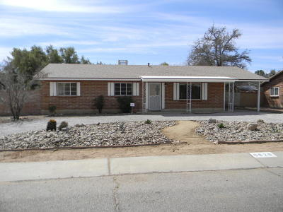 Tucson AZ Single Family Home For Sale: $179,900