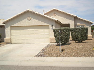 Tucson AZ Single Family Home For Sale: $170,000