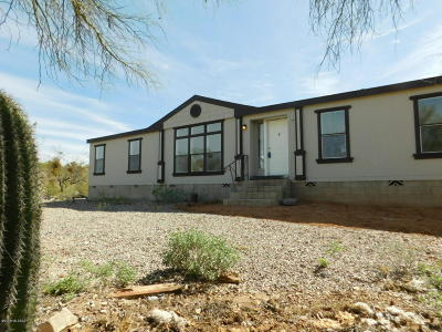 Vail AZ Manufactured Home For Sale: $120,000