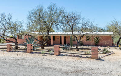 Tucson Single Family Home For Sale: 5131 N Calle Tobosa