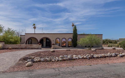Tucson Single Family Home For Sale: 3521 N Fiesta Del Sol E