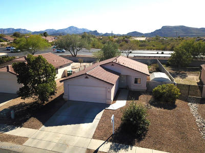 Tucson Single Family Home For Sale: 6625 W Wenden Way