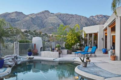 Tucson Single Family Home For Sale: 6471 N Placita De Tia Ro