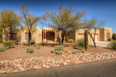 Tucson Single Family Home For Sale: 7679 N Sombrero Peak Drive
