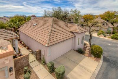 Tucson Townhouse For Sale: 4060 E Via Del Buho