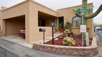 Oro Valley Townhouse For Sale: 200 E Calle Turquesa