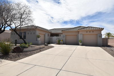 Oro Valley Single Family Home Active Contingent: 13827 Silvercreek Place