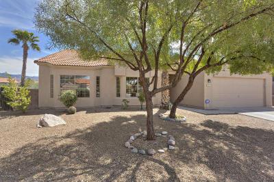 Tucson Single Family Home For Sale: 111 S Chelsea Park Place