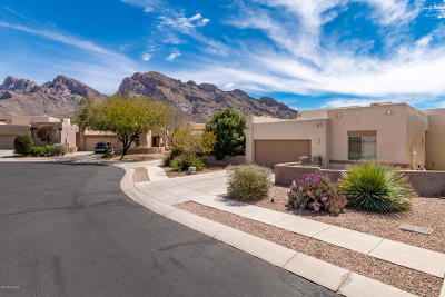 Tucson Single Family Home Active Contingent: 220 E Spring Sky Street