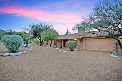 Tucson AZ Single Family Home For Sale: $275,000