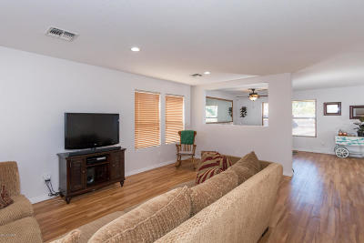 Oro Valley Single Family Home For Sale: 12945 N Yellow Orchid Drive