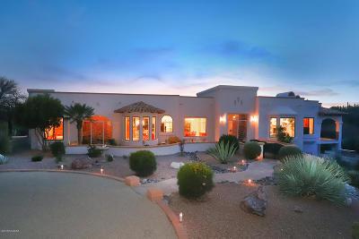 Tucson Single Family Home For Sale: 5166 N Camino Esplendora