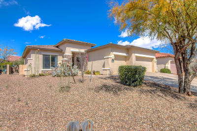 Sahuarita AZ Single Family Home For Sale: $225,000