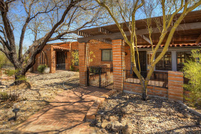 Tucson Single Family Home For Sale: 2950 N Camino De Oeste