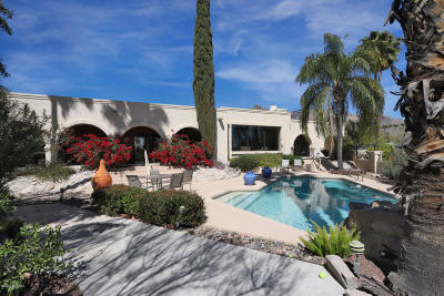 Tucson AZ Single Family Home For Sale: $729,000