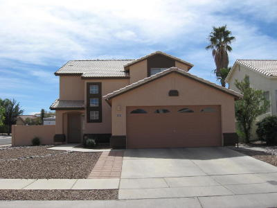 Single Family Home For Sale: 6965 W Amarante Drive