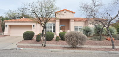 Tucson AZ Single Family Home Active Contingent: $362,000