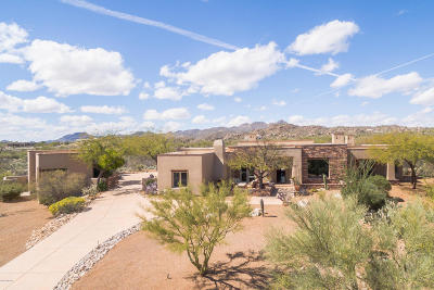 Oro Valley Single Family Home For Sale: 14005 N Honey Tree Place