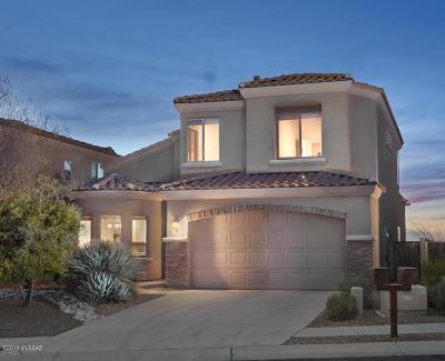 Tucson AZ Single Family Home For Sale: $469,000