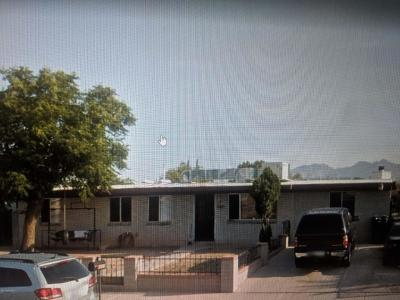 Tucson Single Family Home Active Contingent: 7257 E Marigold Circle