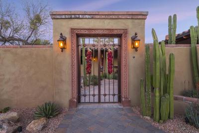 Tucson AZ Single Family Home For Sale: $650,000