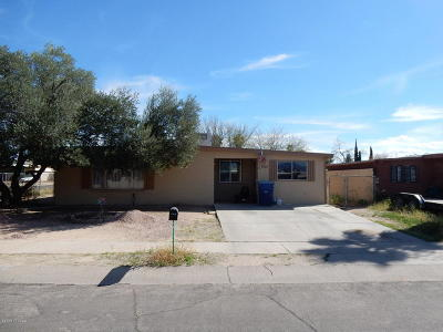 Single Family Home For Sale: 7008 E 39th Place