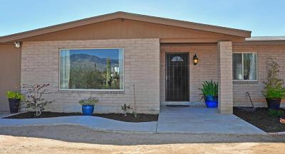Tucson AZ Single Family Home For Sale: $369,000